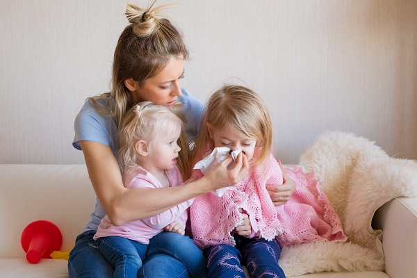Caring for children with allergies