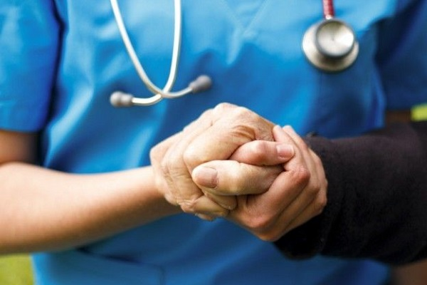 Moving and handling in adult care