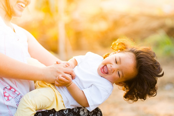 Wellbeing in the early years
